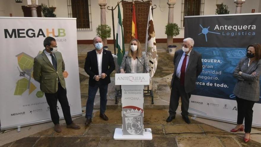 La Junta licita las obras de la primera fase del Puerto Seco de Antequera