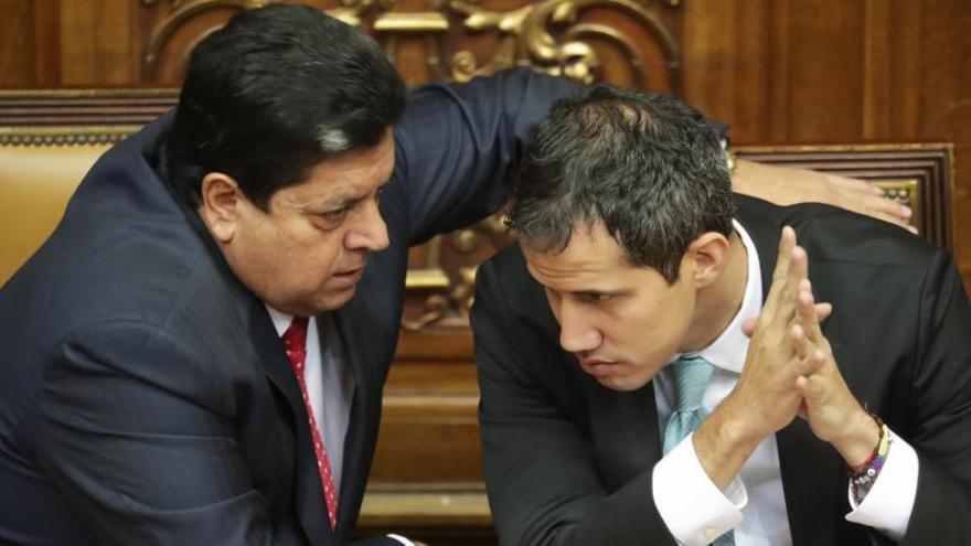 El Servicio de Inteligencia detiene al vicepresidente del Parlamento de Venezuela