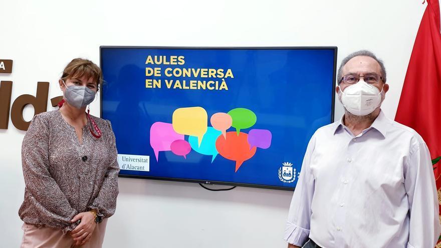 Elda ofrece clases gratuitas para conversar en Valencià en la biblioteca Alberto Navarro