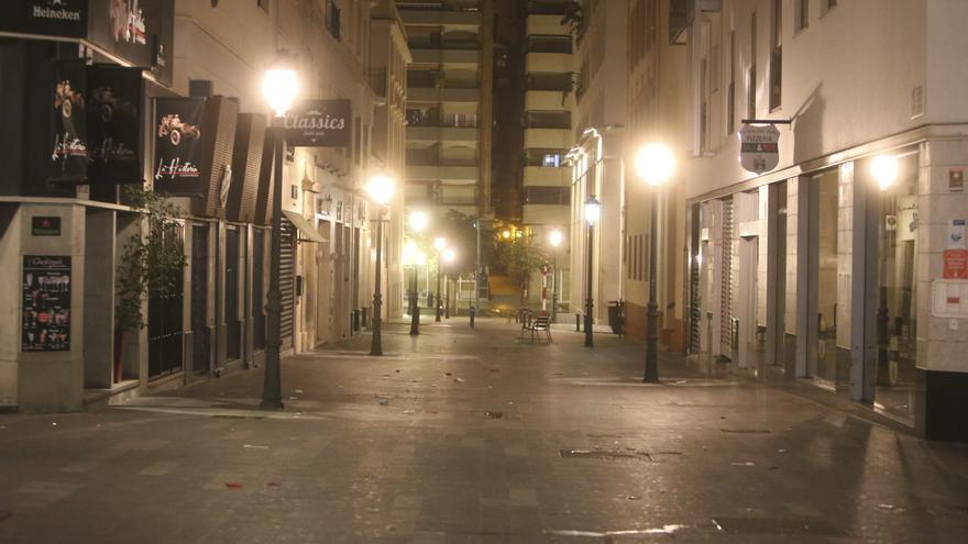 El TSJCV ratifica las limitaciones de movilidad nocturna acordadas por Consell