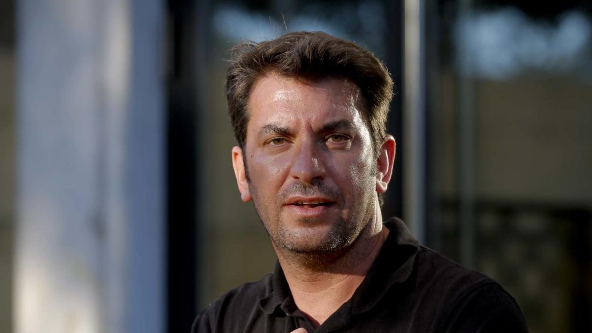 Arturo Valls en una imagen de archivo.