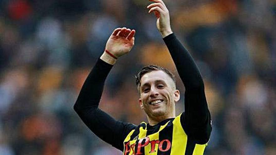 El Watford de Deulofeu, finalista