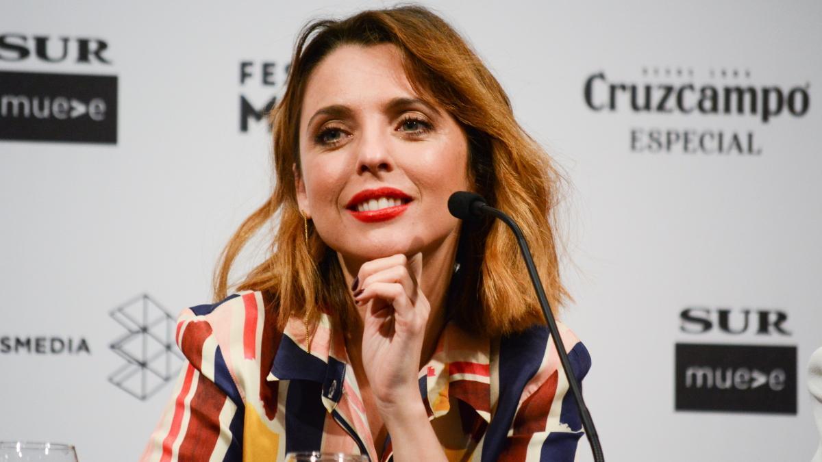 Leticia Dolera, directora de 'Vida perfecta'.