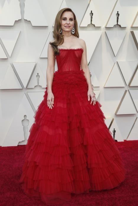 Los mejores vestidos de la alfombra roja