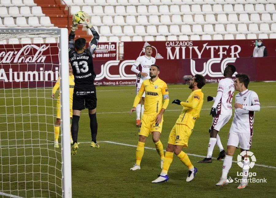 LaLiga SmartBank | Albacete Balompié - Málaga CF