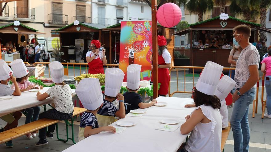 Onda celebra la segunda jornada de la Feria de Sant Miquel con actividades para toda la familia