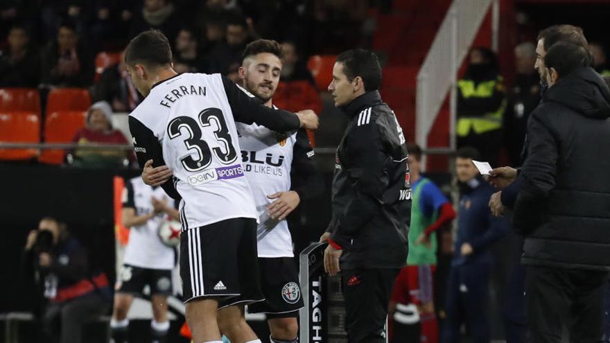 El Valencia encuentra la fórmula para detener la fuga de talentos