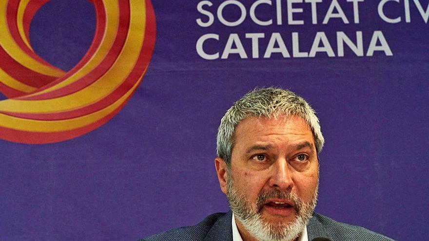 L'expresident de SCC demana  a l'Estat que indulti els presos