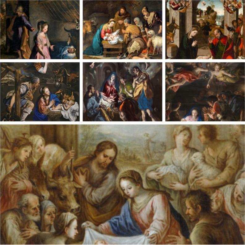 Representaciones de la Pastorada, en El Prado.