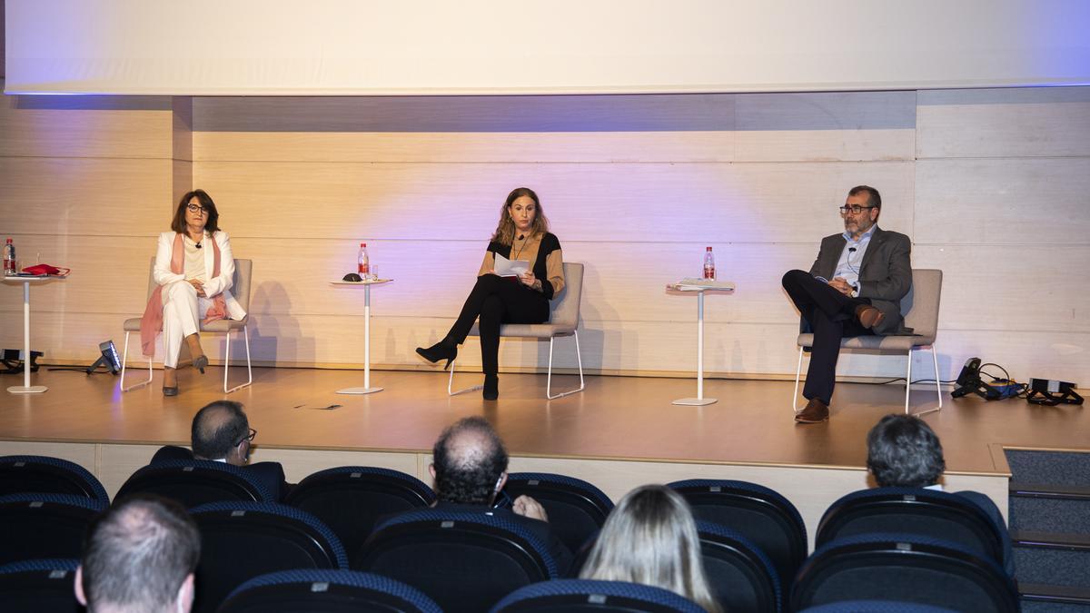 Los candidatos al Rectorado de la UA debaten sus propuestas en INFORMACIÓN