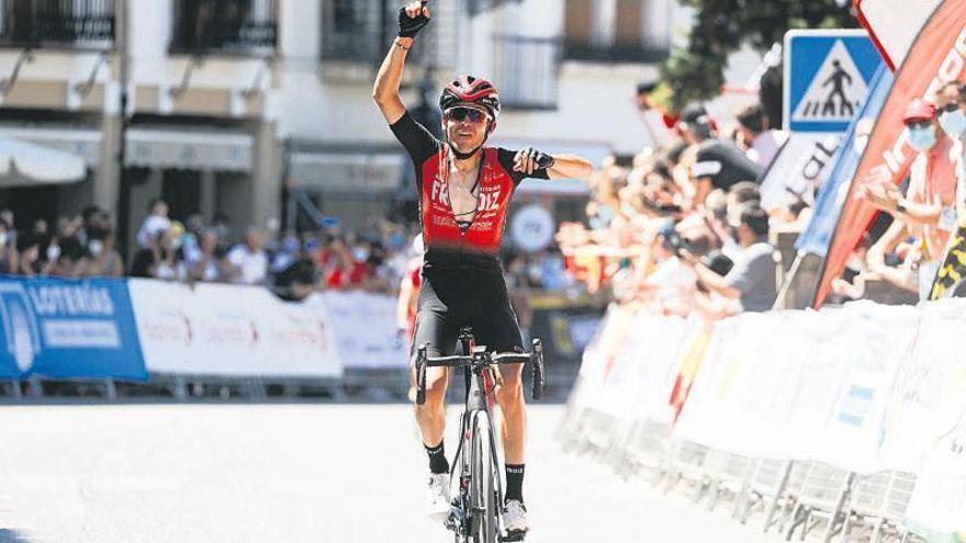 Samuel Blanco alcanza la gloria en Jaén