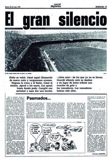 El regreso a Segunda B se consumó en Cádiz en 2017. Diego García pidió perdón a la afición. Fue un día «triste». El Elche debe sobreponerse y cambiar su nefasta historia ante el Cádiz en momentos cruciales.