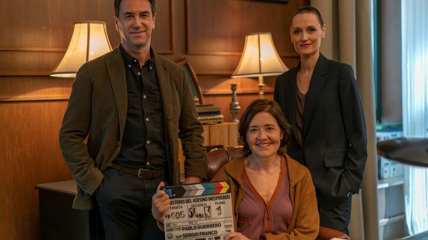 'Los misterios de Laura' regresa con un telefilme