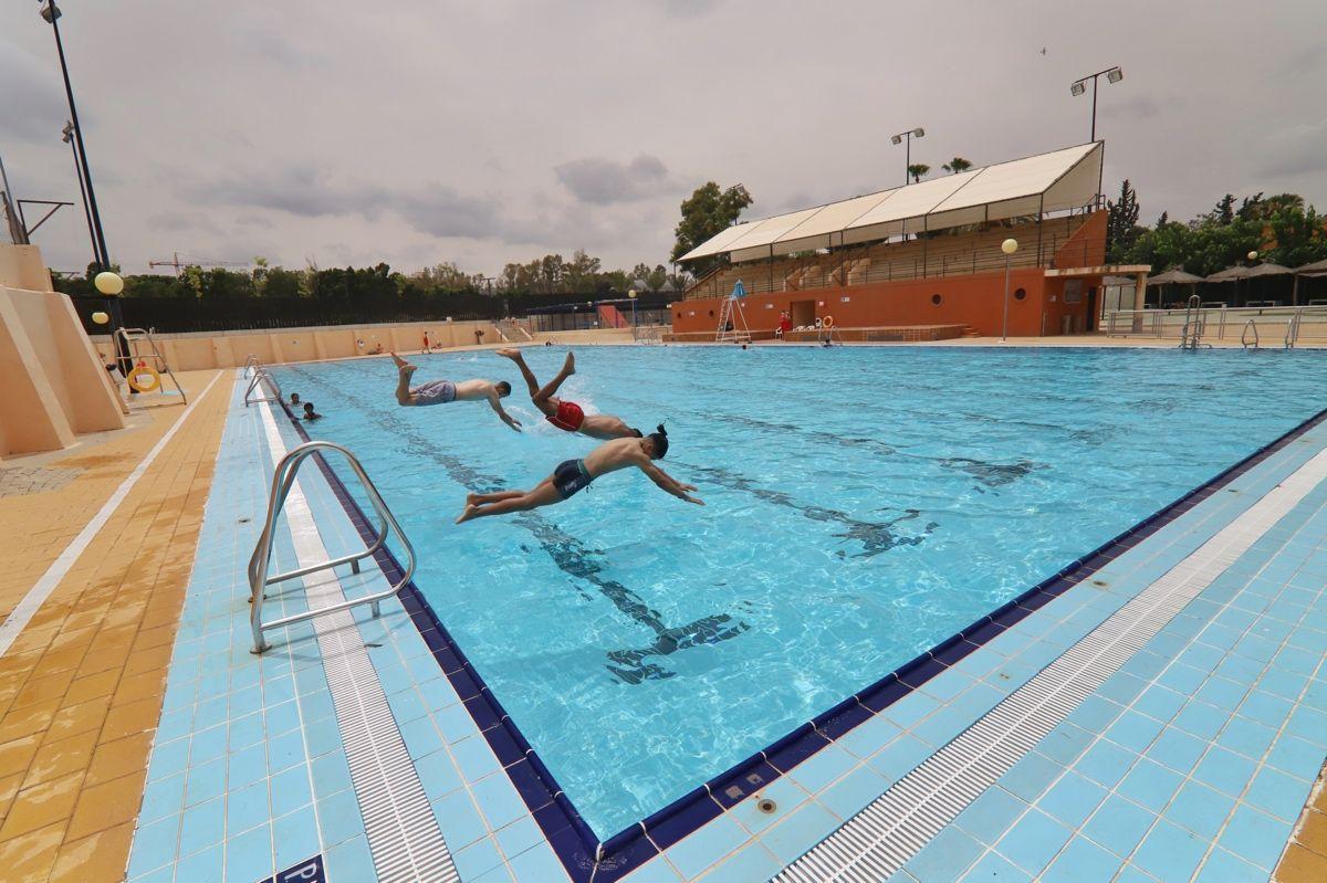 Arranca la temporada de piscinas en Murcia