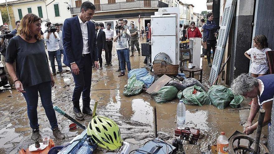 El Gobierno aún no ha pagado las ayudas por la riada mortal de 2018 en Mallorca
