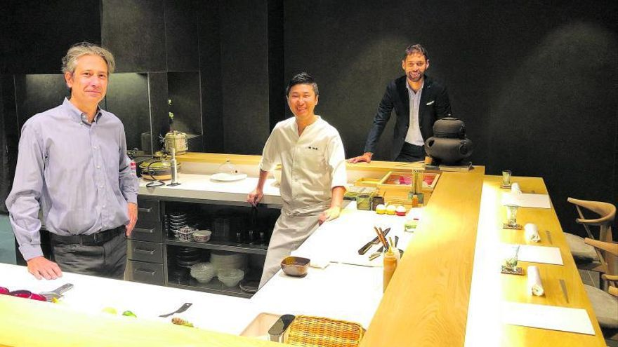 Kaido: La auténtica barra japonesa llega a València