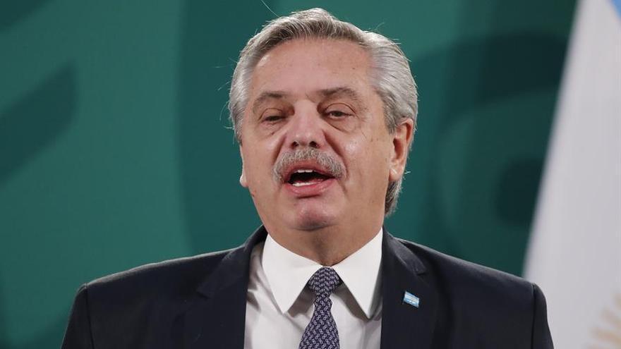 La ministra de Justicia argentina pide dejar su cargo, según Fernández