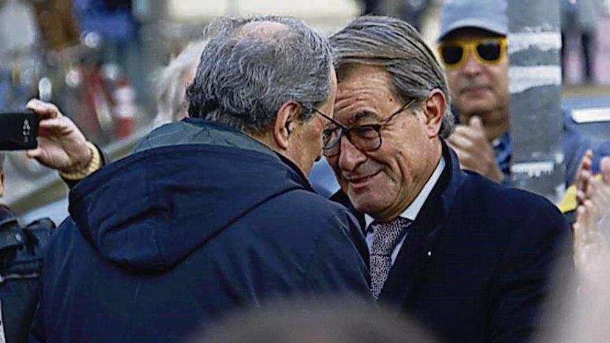 Mas reclama que JxC aclare que Puigdemont no podrá ser presidente