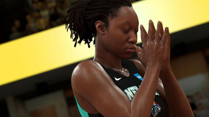 El baloncesto femenino debutará en 'NBA 2K20'