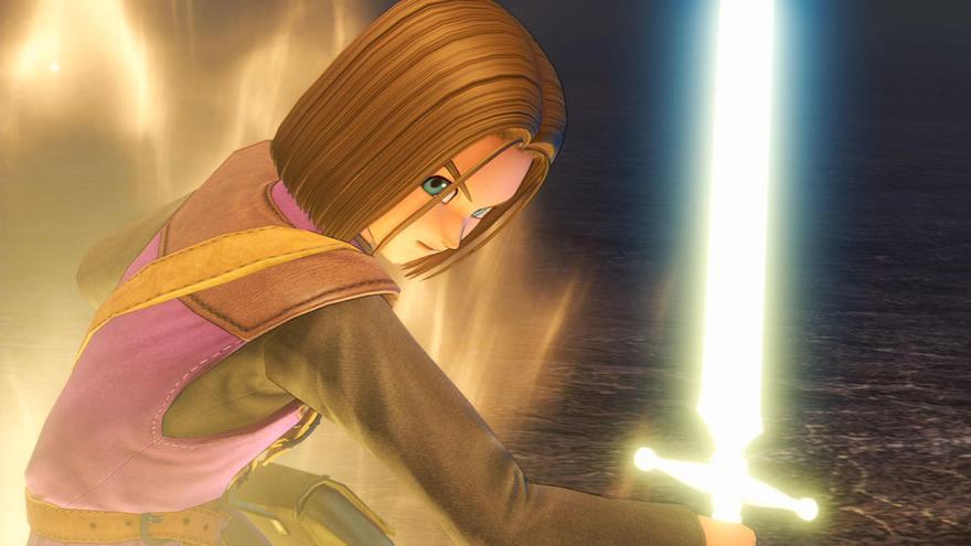Ya puedes descargar y jugar la demo de Dragon Quest XI S Ecos de un pasado perdido