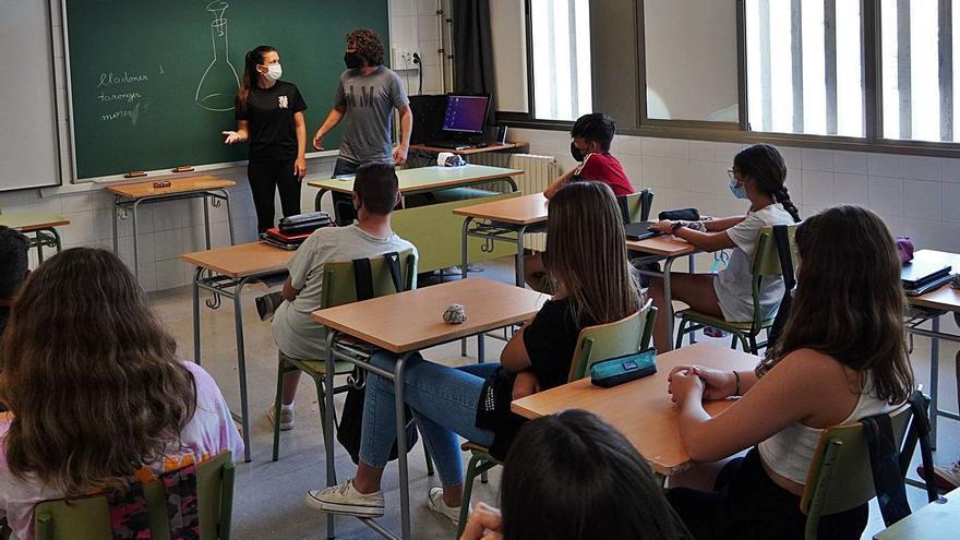 Los alumnos del IES Marratxí plantan cara al 'bullying' a través del teatro