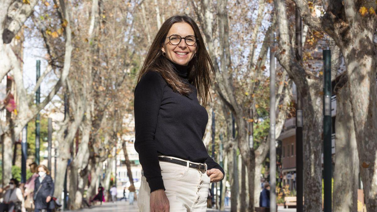 """Olga García Ortuño: """"La diversidad aporta valor a la empresa"""""""