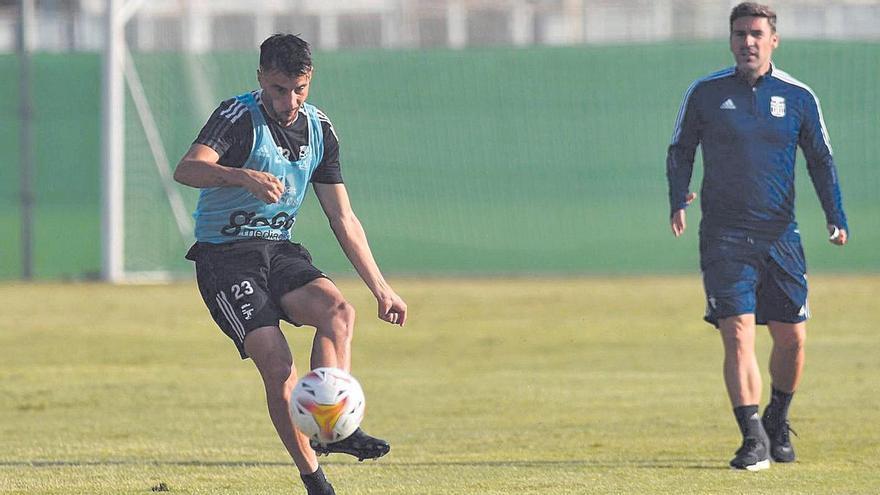 La lesión de Tejera, otro problema añadido para el FC Cartagena