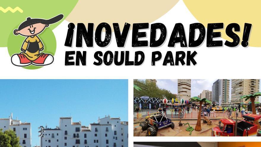 Sould Park aumenta su expansión en España, con la inauguración de un nuevo local en Marbella