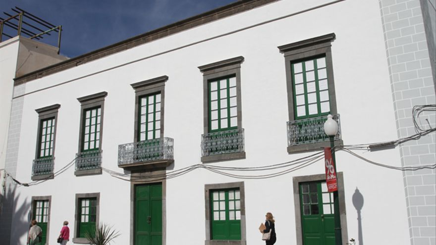 Casa de la Cultura Agustín de la Hoz