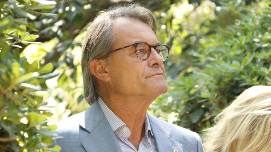 Artur Mas: «El futur del PDeCAT no es decideix a Waterloo»