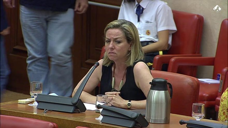 Ana María Oramas González-Moro, portavoz de Coalición Canaria