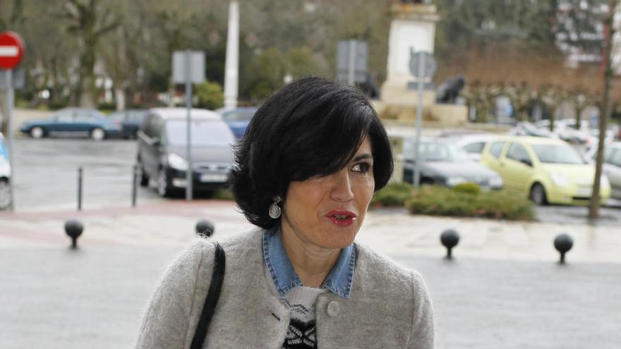 El Poder Judicial impone a la juez Pilar de Lara una suspensión de funciones de siete meses