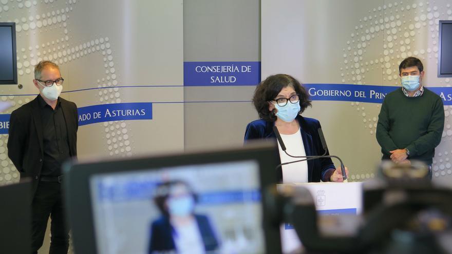 """""""La inmunización alta en Asturias no llegará hasta mayo o junio"""", avisan desde Salud, que ya registra un gran incremento de ingresos hospitalarios en una semana"""