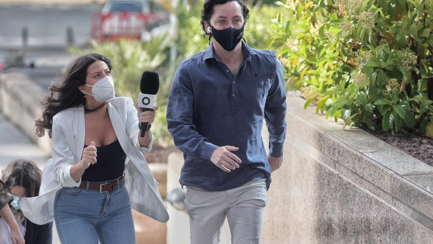 El juicio de 'El Pequeño Nicolás' por el viaje a Ribadeo queda visto para sentencia