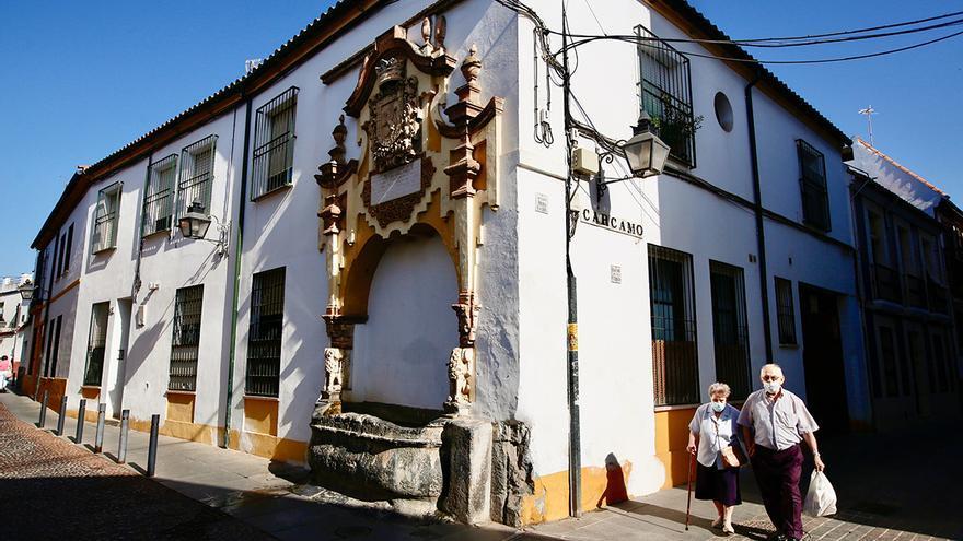 La Piedra Escrita cumple 300 años para orgullo del barrio