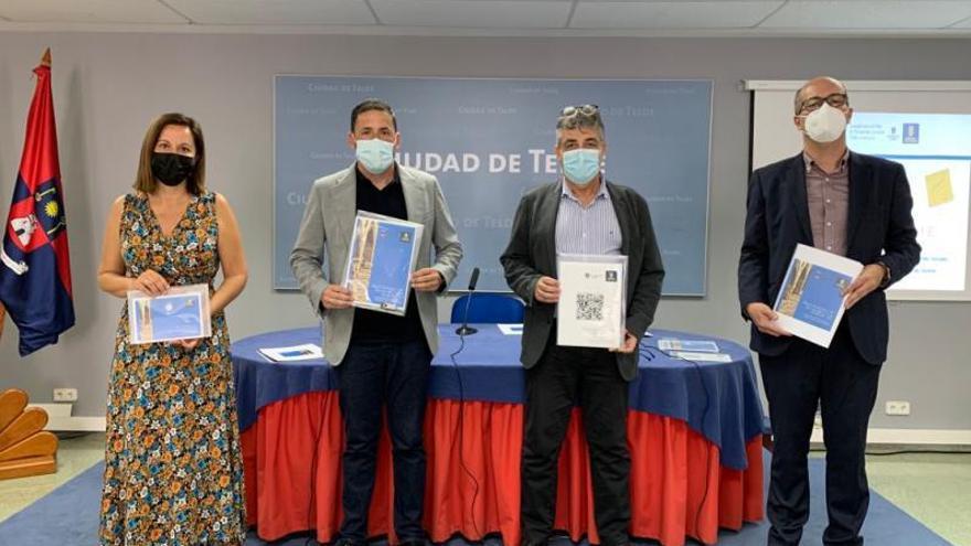 Telde pide la titularidad de las ramblas para unir las zonas comerciales del casco