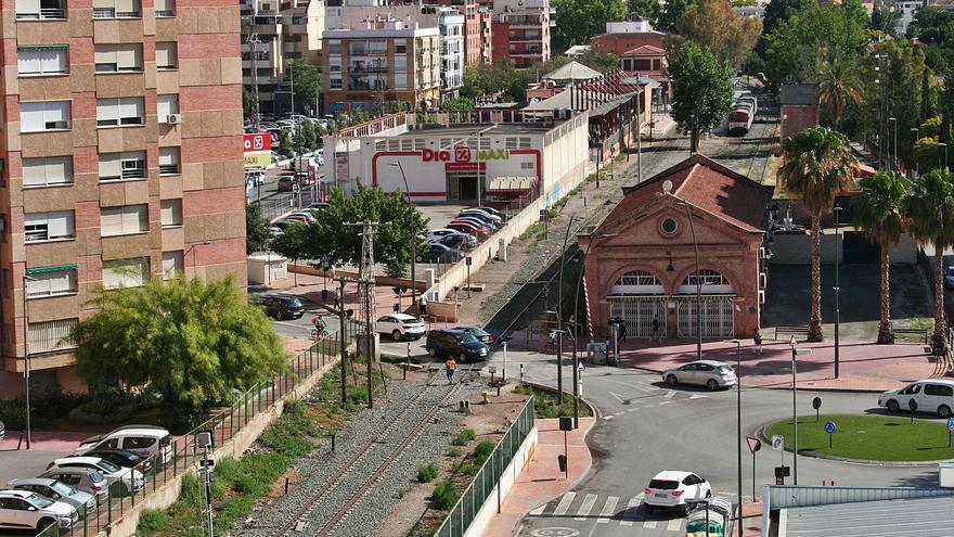 Las obras del AVE en Lorca obligarán a trasladar la estación de autobuses