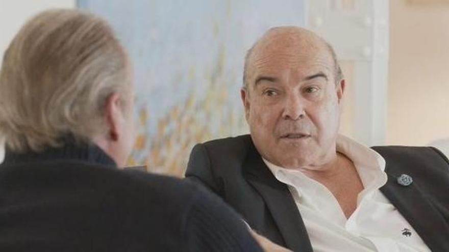 "Antonio Resines se sincera del cáncer: ""Me salvé de milagro"""