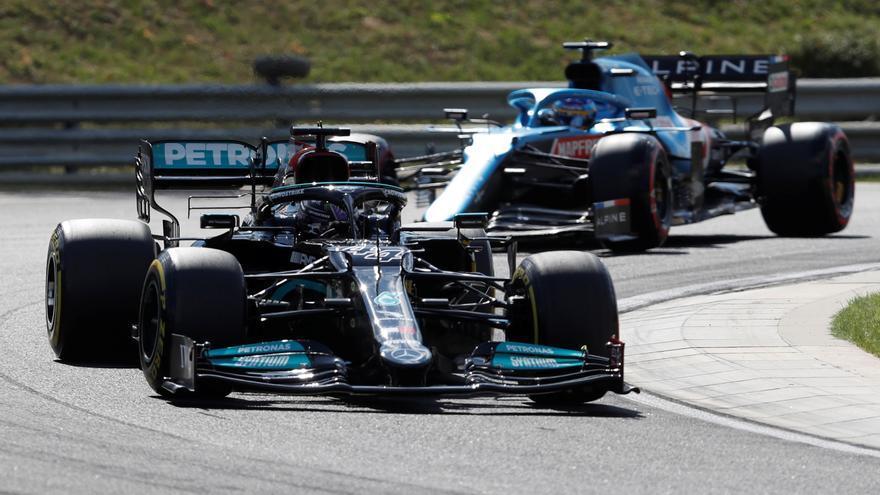 Sigue en directo la carrera del GP de Hungría