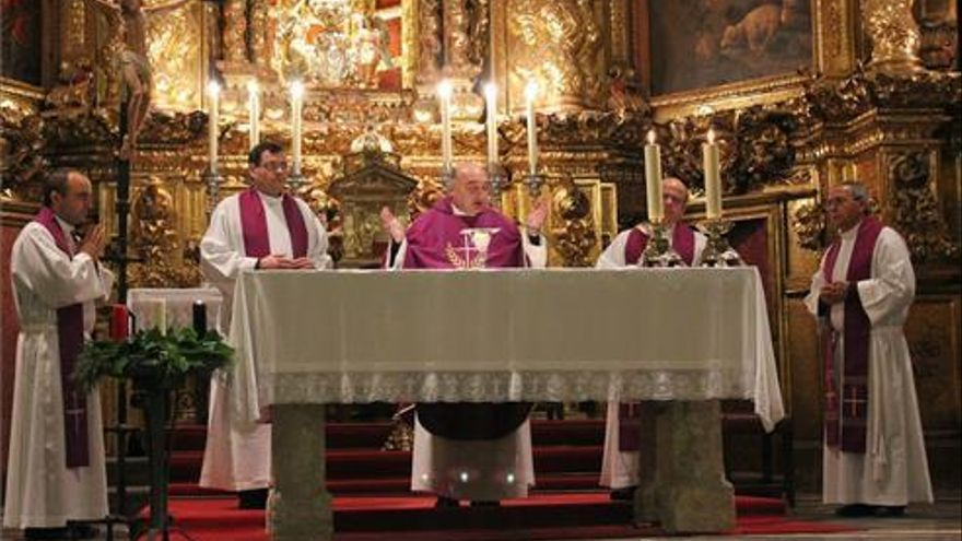Fieles del Maestrat piden al Papa salir de la diócesis de Tortosa