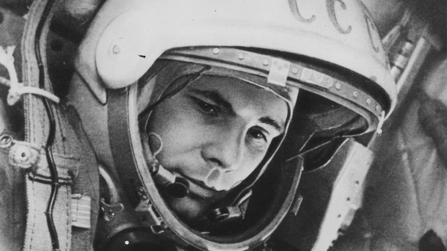 Sesenta años de la hazaña de Gagarin, el primer hombre que viajó al espacio