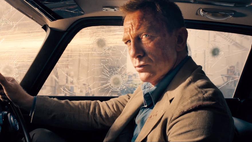 James Bond captiva la gran pantalla amb l'estrena de 'Sin tiempo para morir'