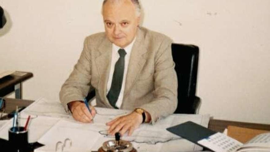 Fallece Saturnino Rodríguez, ingeniero y gestor clave para el litoral regional