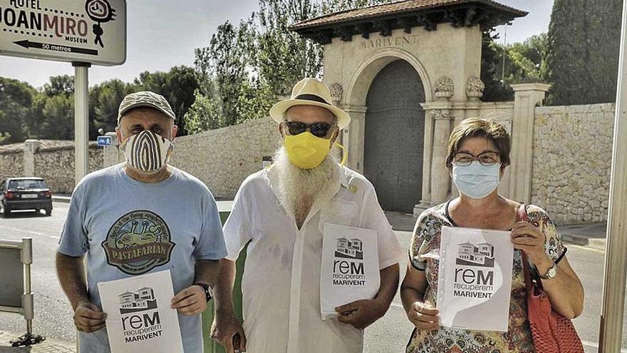 """Surge 'Recuperem Marivent' para """"devolver"""" el Palacio a los ciudadanos de Balears"""