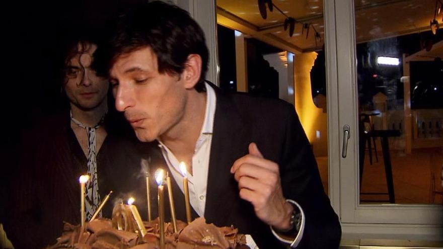 Velencoso celebra su 40 cumpleaños por todo lo alto