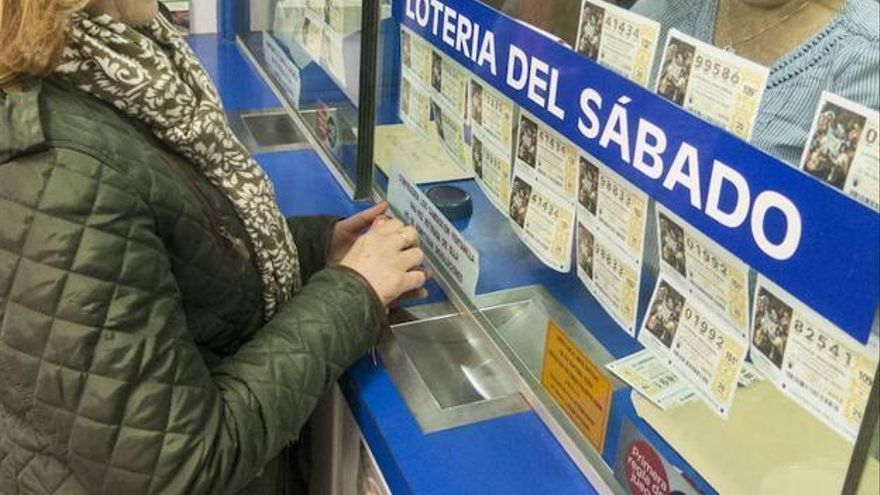 Vendido en Villanueva de la Serena el primer premio de la Lotería Nacional