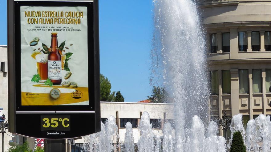El verano vuelve este fin de semana a Castilla y León: Se disparan las temperaturas