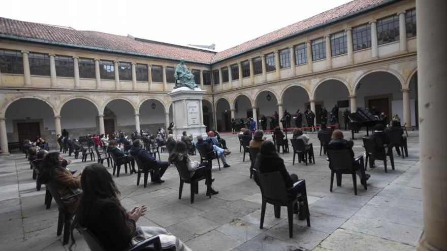 Oviedo Patrimonio: el edificio de la Universidad de Oviedo