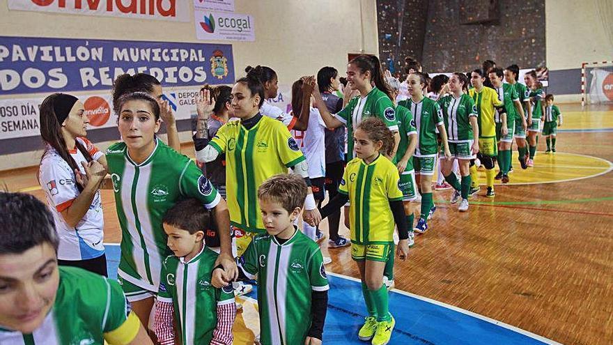 Envialia-Burela y Leganés-Burgas, el 17 de octubre, primeros partidos del curso