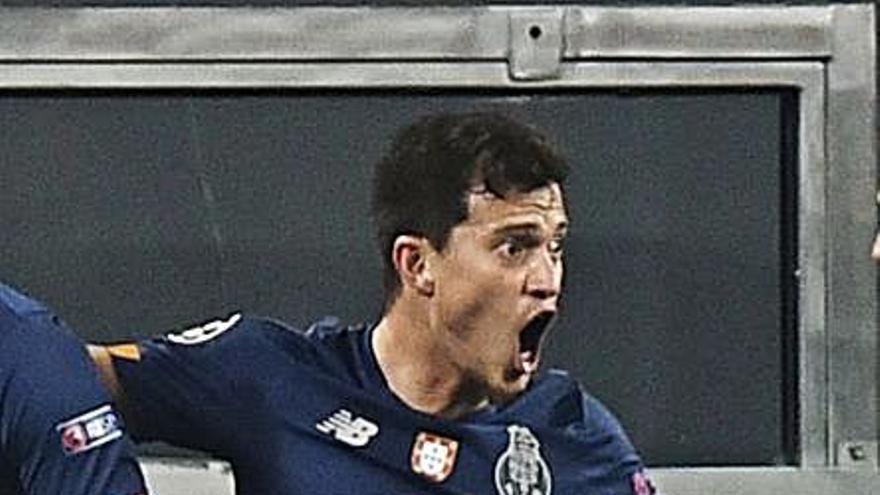 Un Oporto en inferioridad doblega a la Juventus en la prórroga